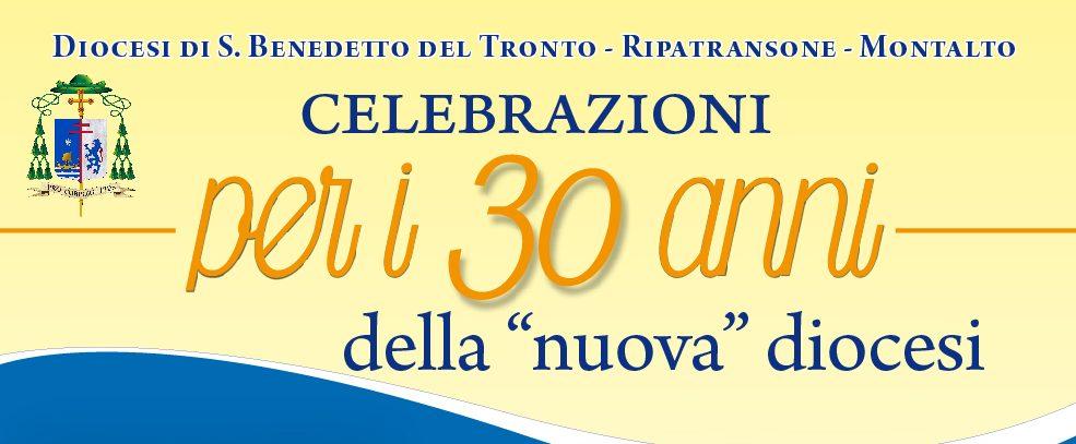 Locandina 30esimo diocesi
