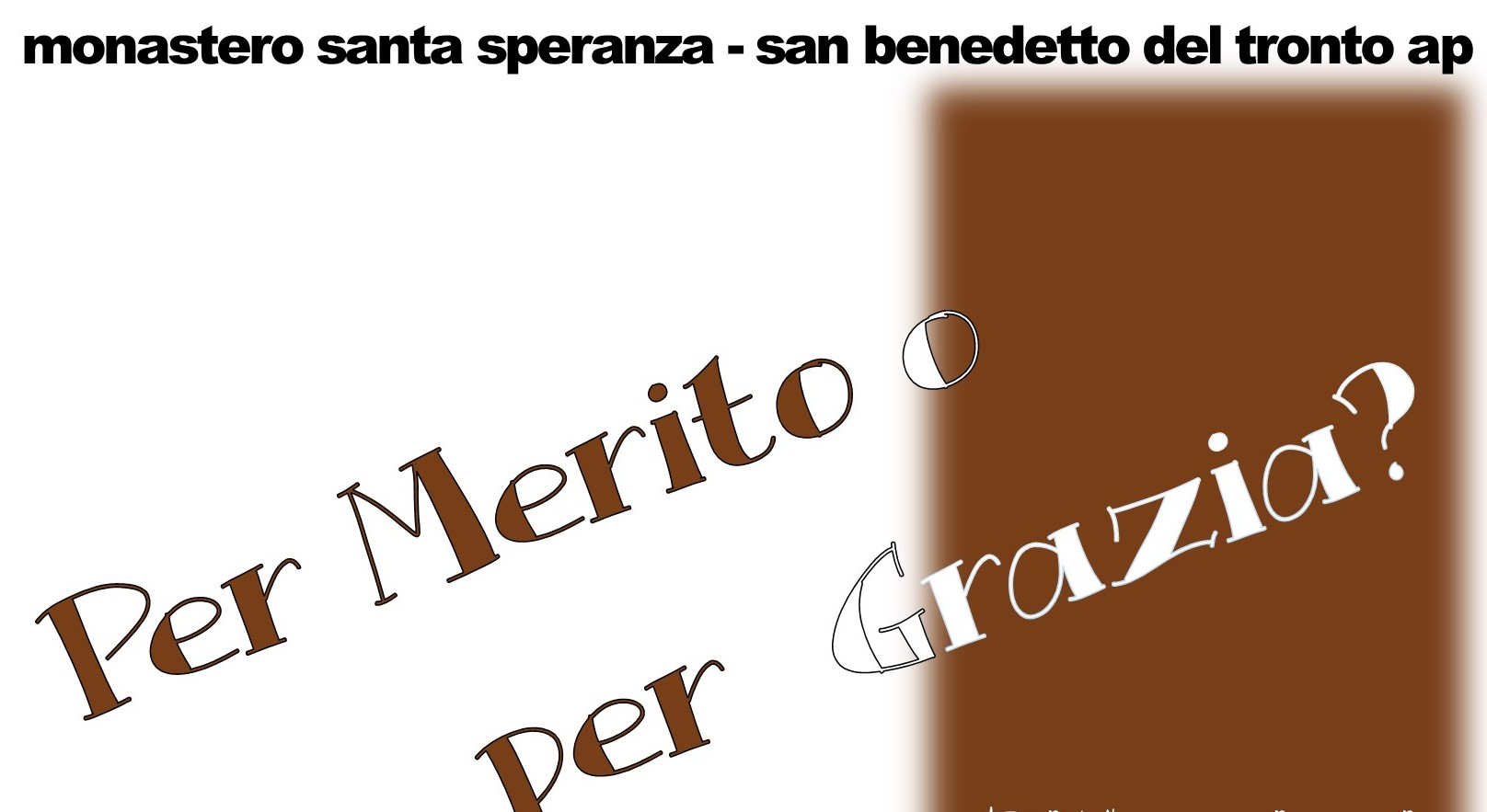 Locandina D.G.Giacomelli 01.18