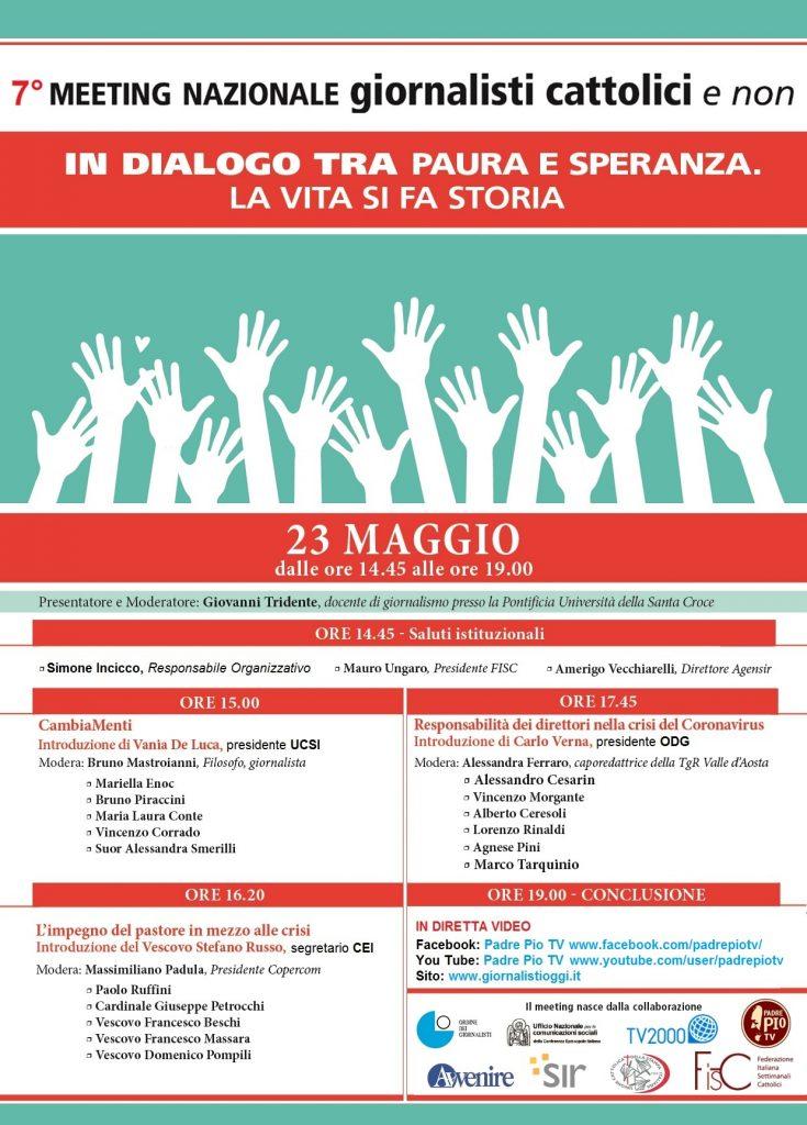 Locandina Meeting 2020